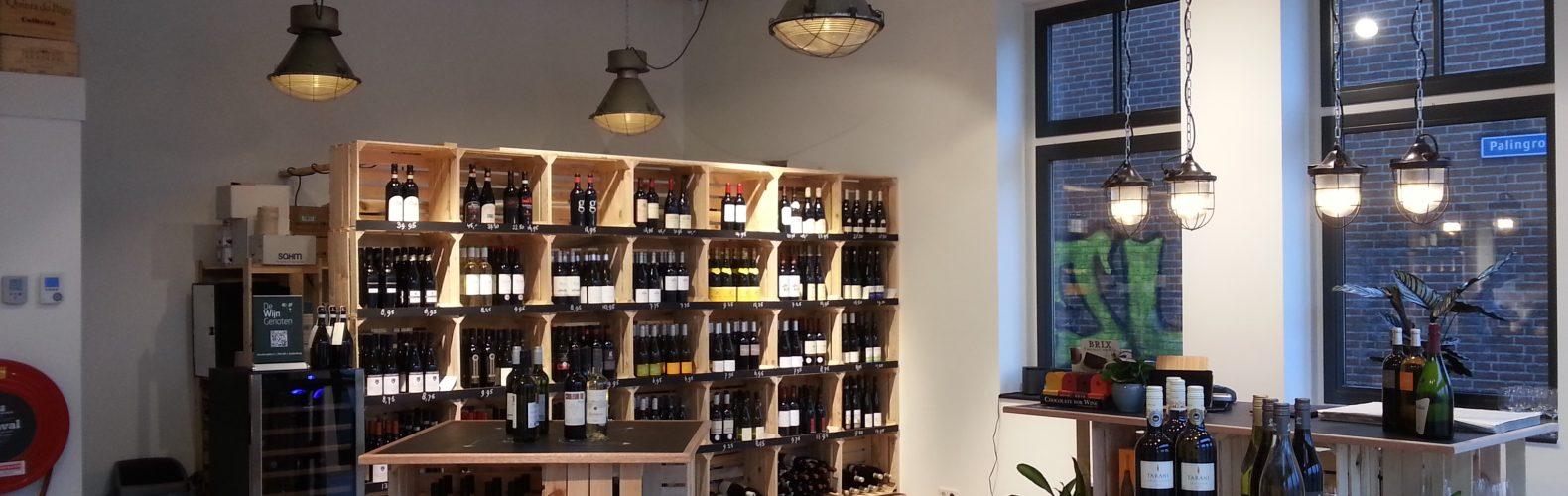 Wijnwinkel Spakenburg